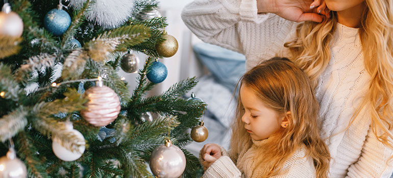 decorate with kids