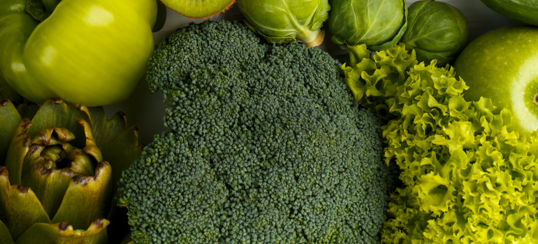 Why are Green Vegetables So Healthy?