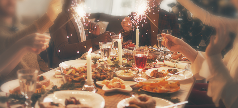 10 Tips For Staying On Track This Holiday Season