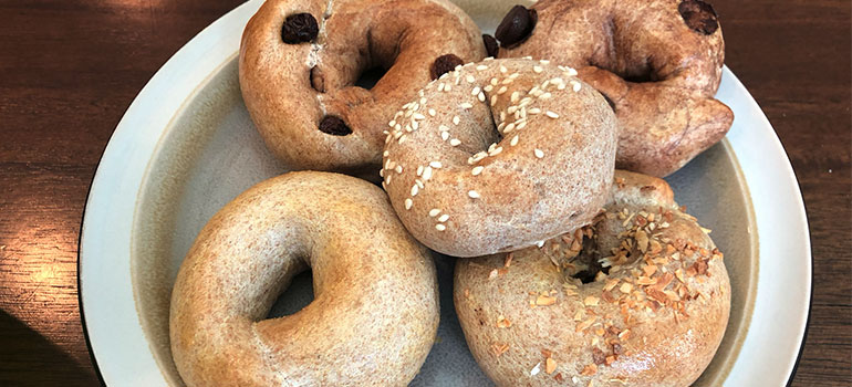 Header Air Fryer Bagels