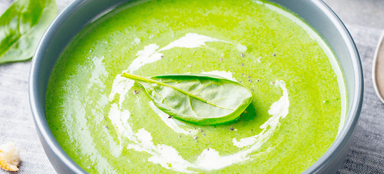 Spinach Soup