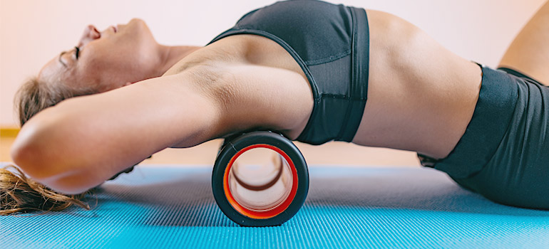 Upper Back Foam Roller