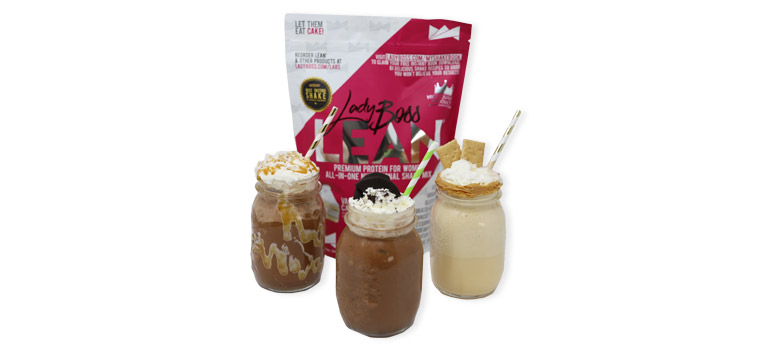 Girl Scout Cookies Shakes