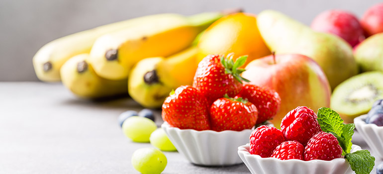 Healthiest Fruits Header